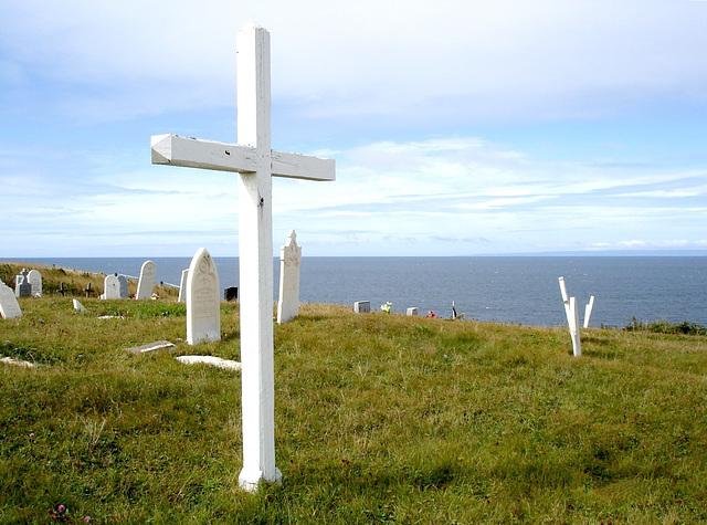 Cimetière maritime/ Coastal cemetery