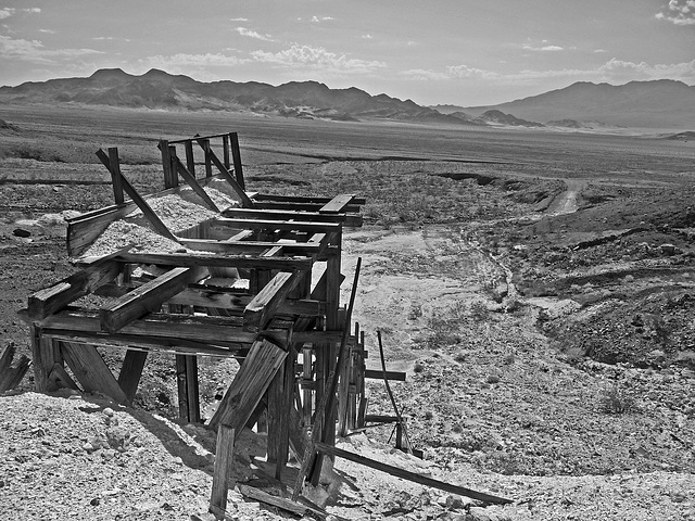 Monarch Mine - Death Valley (1561)