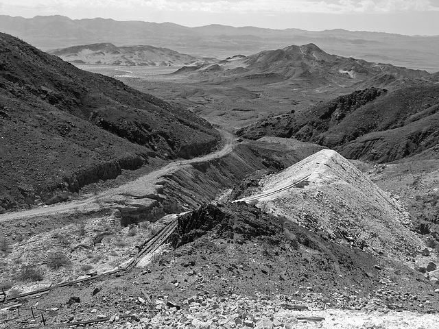 Moorehouse Mine - Death Valley (1595)