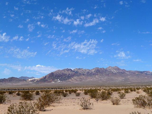 Ibex Mine Area - Death Valley (1599)