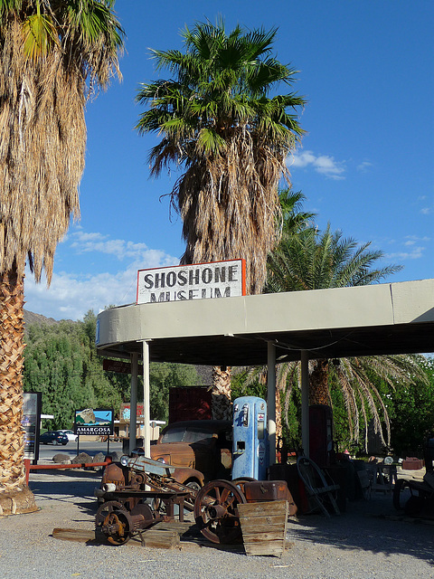 Shoshone Museum (1604)