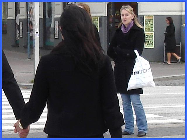 7-eleven blurry duo  -  Helsingborg / Sweden -  October 22th 2008