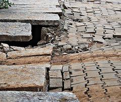 A perilous pavement