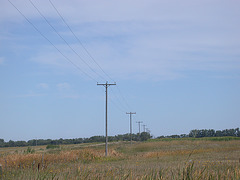 North Central Electric - Bantry, ND (rural)