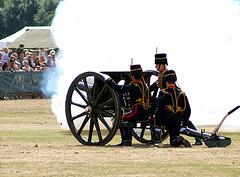 Musical Drive Kings Troop Royal Horse Artillery 19