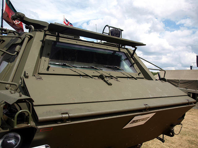 Fox Fuchs Armoured Personnel Carrier 1