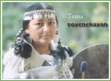 Beatriz Pichi Malen chante : Poyenekayan