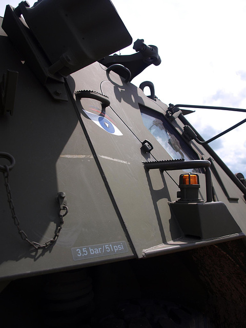 Fox Fuchs Armoured Personnel Carrier 2