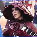 Beau chapeau ! Gorgeous hatter / Disneyworld, Orlando, USA - December 30th 2006