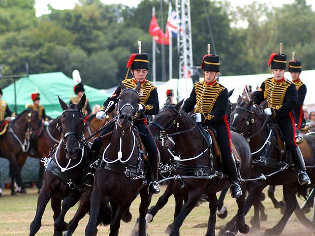 Musical Drive Kings Troop Royal Horse Artillery 6