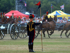 Musical Drive Kings Troop Royal Horse Artillery 3
