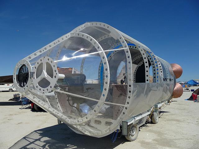 Mutant Vehicle (0603)