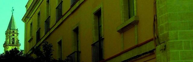 Jerez de la Frontera, Cathedral, bell-tower top