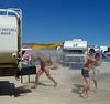 Water Truck Shower (1047)