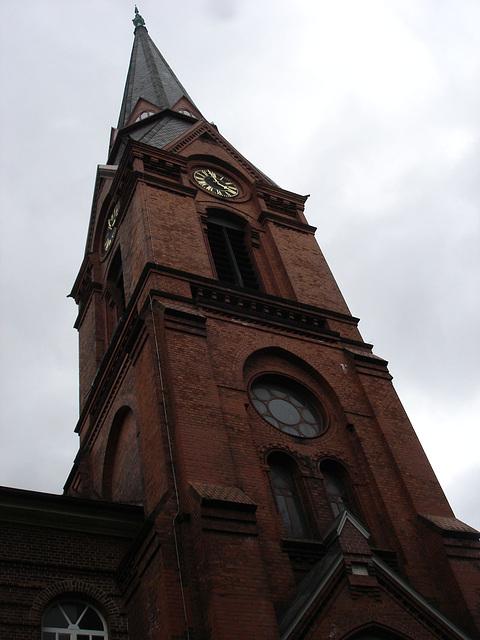 Kirche in Altenwerder