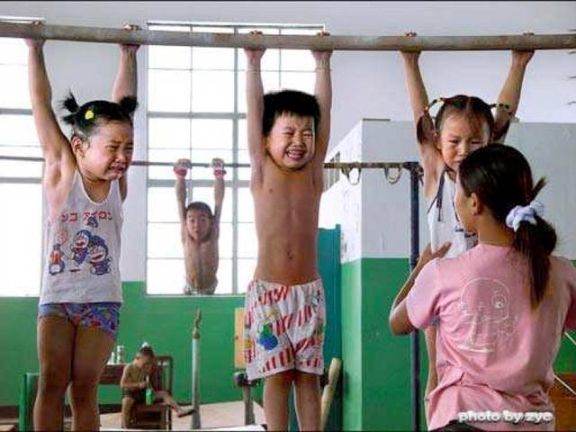 L'esclavage des médailles en Chine