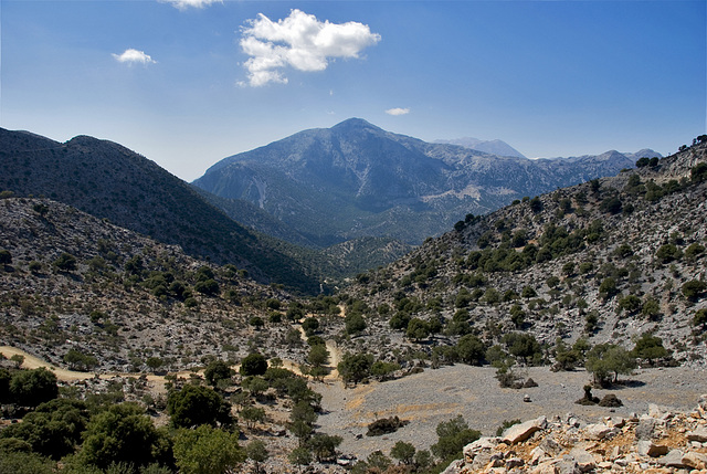 Psiloritis Mountains