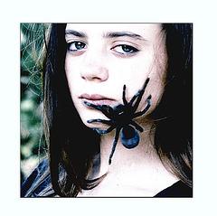 """""""le baiser de la femme araignée"""""""