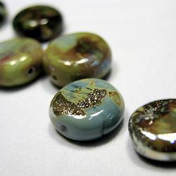 silver pebbles