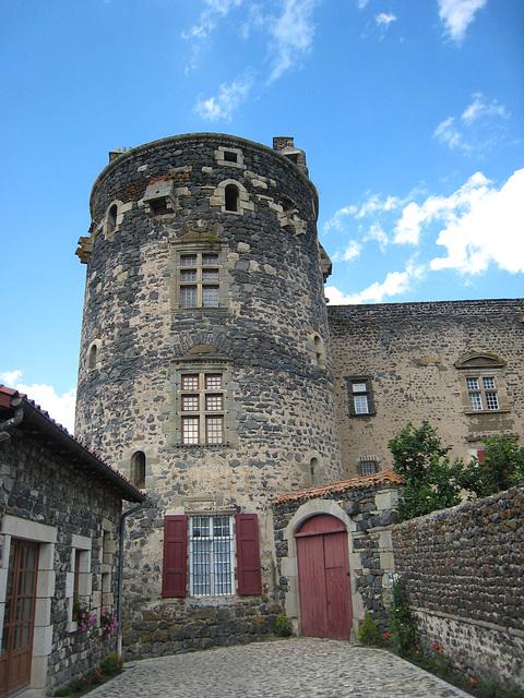 Château de Saint-Vidal (43)