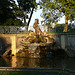 Brunnen auf der Brühlschen Terrasse