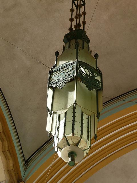 Casino Light Fixture (1526)