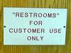 """""""Restrooms"""" (1486)"""