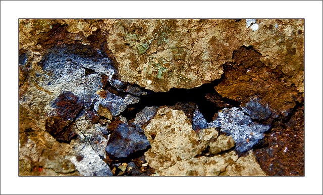 Rust like Silver and Gold