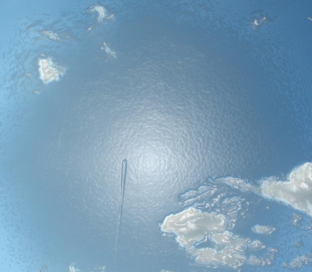 im Landeanflug - Space 4