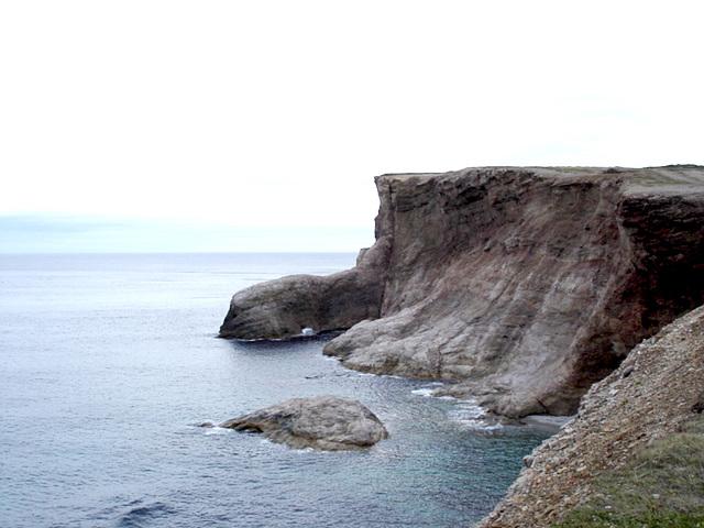 La Bottine - La route de mon grand-père- Cap St-Georges- Terre-Neuve / Newfoundland - CANADA / 19 septembre 2005.