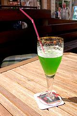 Verda biero el Berlino