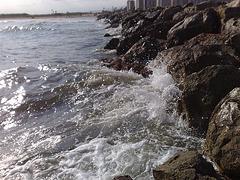 Espigón de playa
