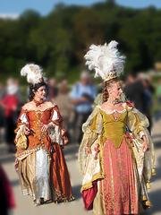 Les Dames de la Cour
