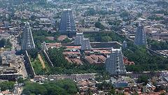 Tiruvanamalai, temple