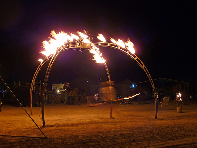 Flame Art (1129)
