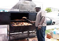 Guadeloupe : Recette du poulet boucané