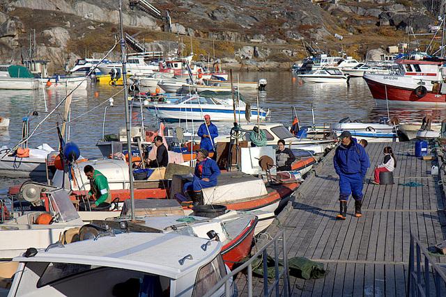 Fishingmen