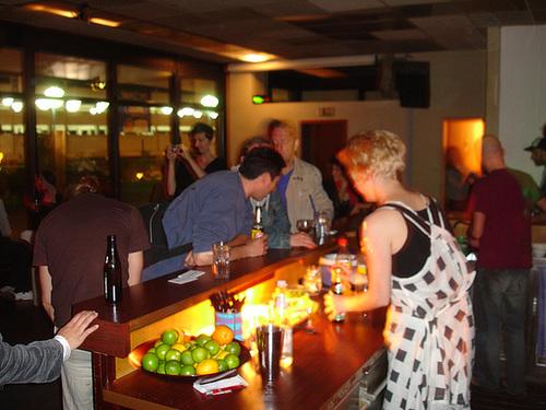 Rotari Bar und Club in Offenbach