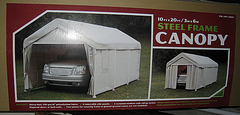 A Number 1 - 5 Star Recommended Shade and Wind Shelter - Available at Costco (14