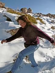 Aguereberry Point - Michelle Striding (3103)