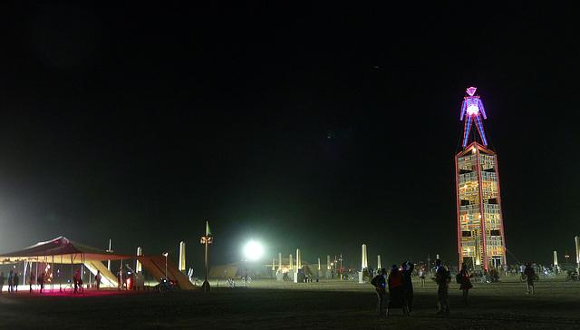 The Man At Night (1158)