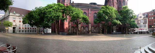 Oldenburg Marktplatz unten