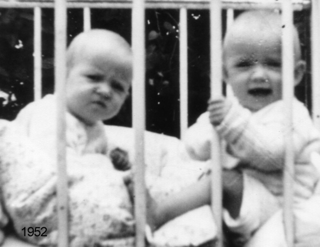 Zwillinge 1952
