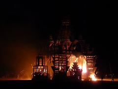 Temple Ignites (0342)