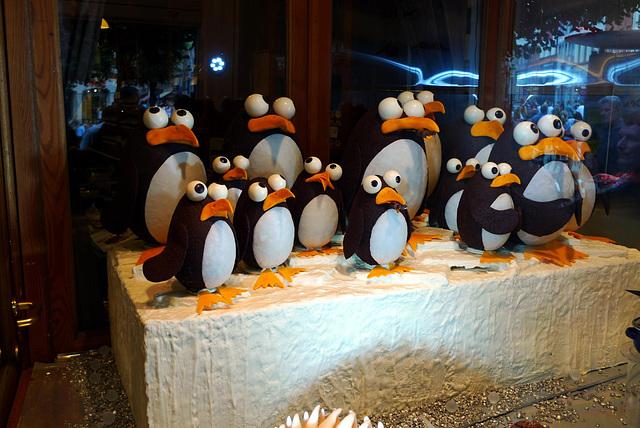 Bruges Chocolate Penguins