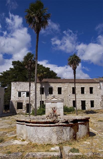 Abandoned Monastery Asomatou