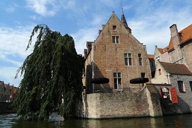 Bruges Canal 9