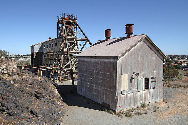 Junction Mine, Broken Hill
