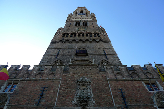 Bruges Belfry 1