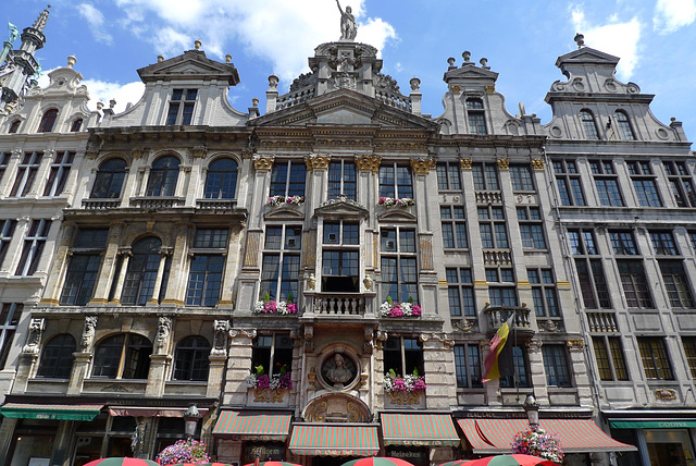 Brussels Grand Square 3